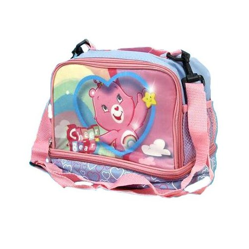 Cheer Bear insulated lunch bag