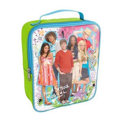 High School Musical kids lunch bag