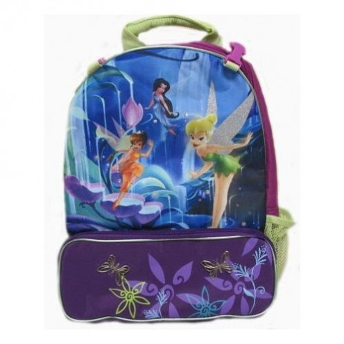 Tinkerbell kids lunch bag