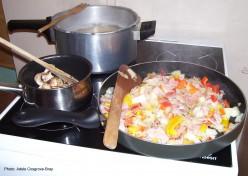 Easy Meals - Carbonara