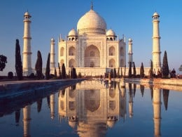 The Great Taj Mahal from Ancient Indian Times