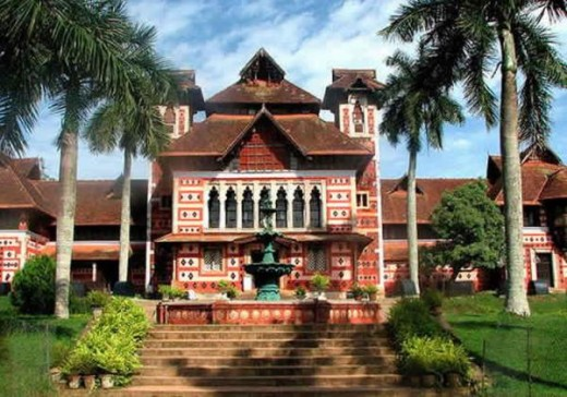 Napier Museum in Kerala - An ancient monument in India