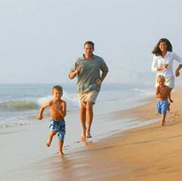 Visit Goa, book a resort, and enjoy at the beach.