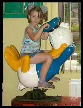 Innocent Ride or Duck Sex?