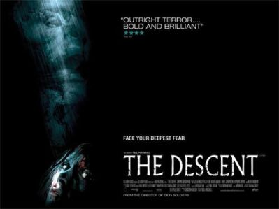 """The Descent"" promotional poster"