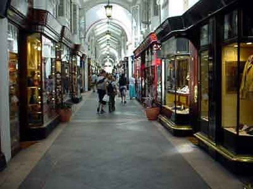Bond Street Arcade