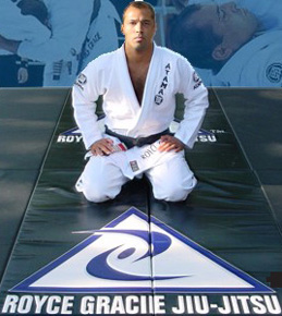 The popular Gracie's Jiu-Jitsu.