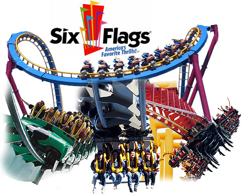 Many people have enjoyed Six Flags as paying customers, but not too many know what it's like working for the famous American theme park.