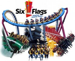 My Day Working at Six Flags
