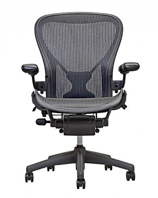 finding the best ergonomic office chair | hubpages