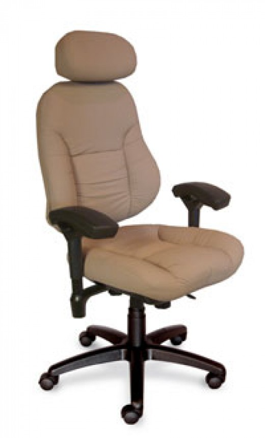 bodybilt 3509 big and tall ergonomic chair
