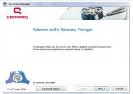 Vista recovery discs manager