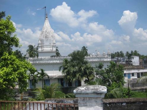 Spire of Sambhavanath Temple, Jiaganj