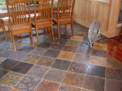 Installing a Slate Floor in Your Kitchen