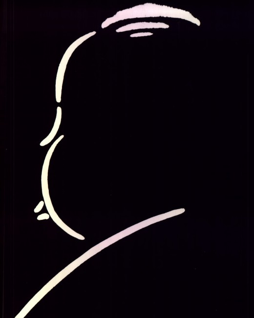 Alfred Hitchcock Silhouette The many movies of alfred hitchcock