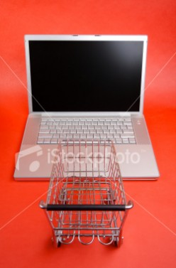 Don't shop for trouble! Be wary of shopping online.