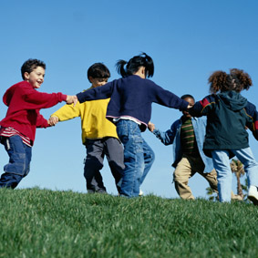 Social interaction is important for childhood development.