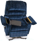 This is an example of a lift chair.