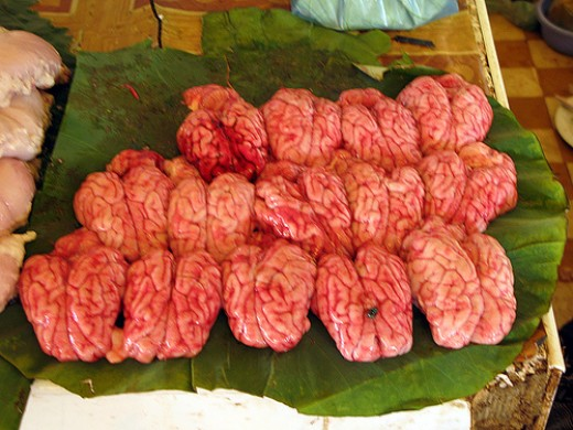 Monkey Brains. coming to a Mcdonalds near you.