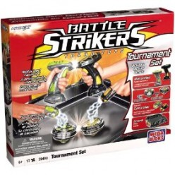 Battle Strikers Toys v Metal Fight Beyblades