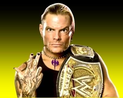 Jeff Hardy, Champion
