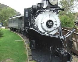 Idaho Springs train