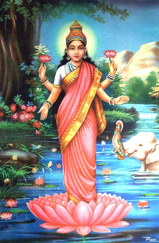 Would the real Lakshmi please stand up?