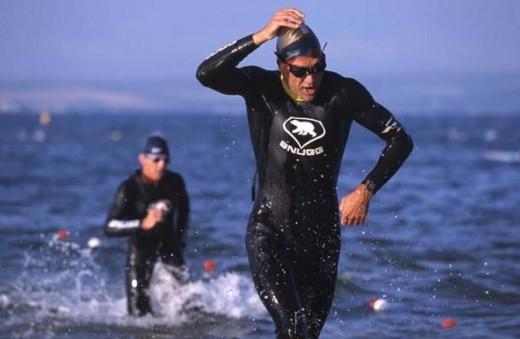 Wetsuits are Easy to Remove with BodyGlide!