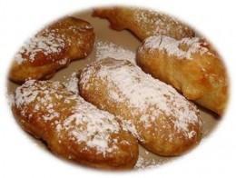Fried Snickers mmmm mmm....