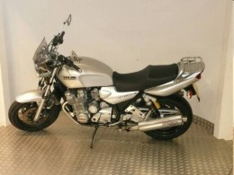 The Yamaha XJR 1300. All bike - although that silly fairing would have to come off