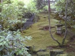 Natural Garden at Portland Japanese Garden