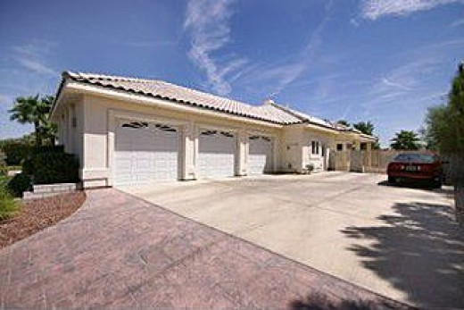 Home for Sale Las Vegas House #1  3 Car Garage