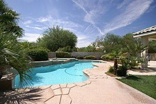 Home for Sale Las Vegas House #1  Pool