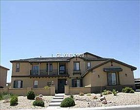 Home for Sale Las Vegas House #2 Exterior