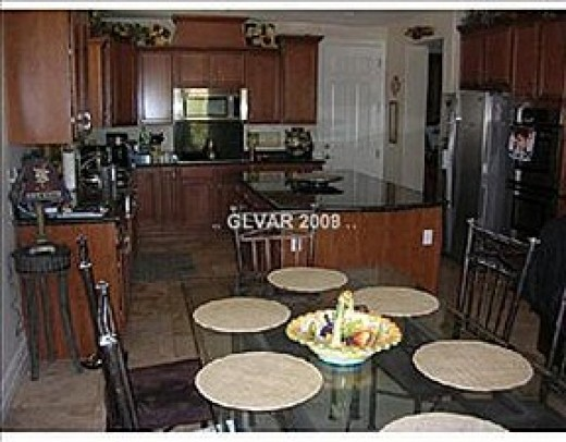 Home for Sale Las Vegas House #2 Kitchen