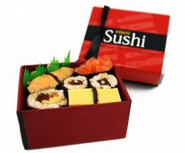 Romanicos' Chocolate Sushi Box