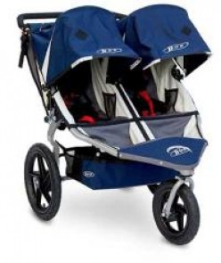 BOB Revolution Duallie (Double) Stroller Review