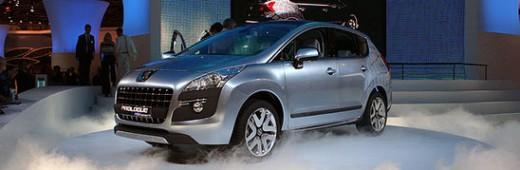Peugeot Prolog Hybrid 4