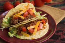 How to make Mexican American Tacos- Ingredients