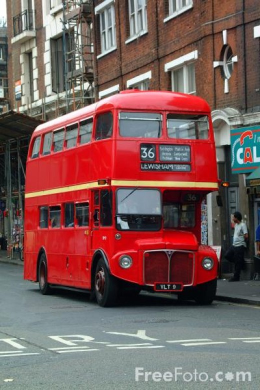 Things To Do in London: Ride the Famous Red Double Decker Buses