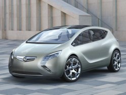 Future Car - Opel