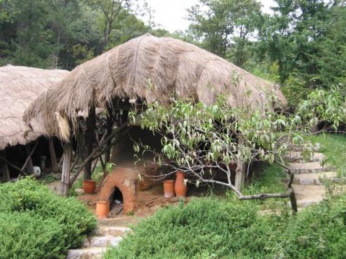 Korea Folk village