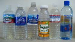 How to choose the best kind of bottled water for yourself