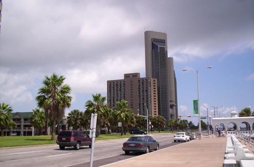 Bayfront area (public domain).