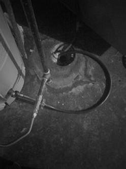 water heater flush,