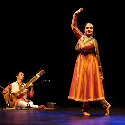 Kathak - Thanks to dalbera