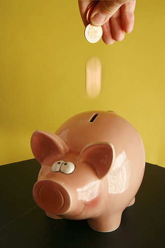Personal savings are important for security and future expenses
