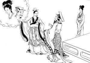 Lobbist Zhang Yi with a Duke