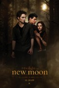 Twilight Saga: New Moon will be shown worldwide on Nov 20, 2009, directed by Chris Weitz