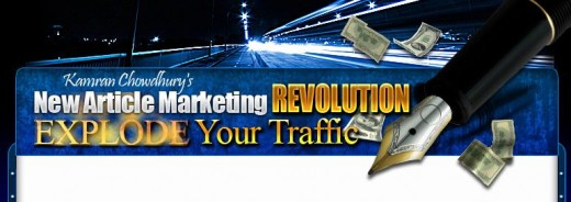 New Article Marketing Revolution